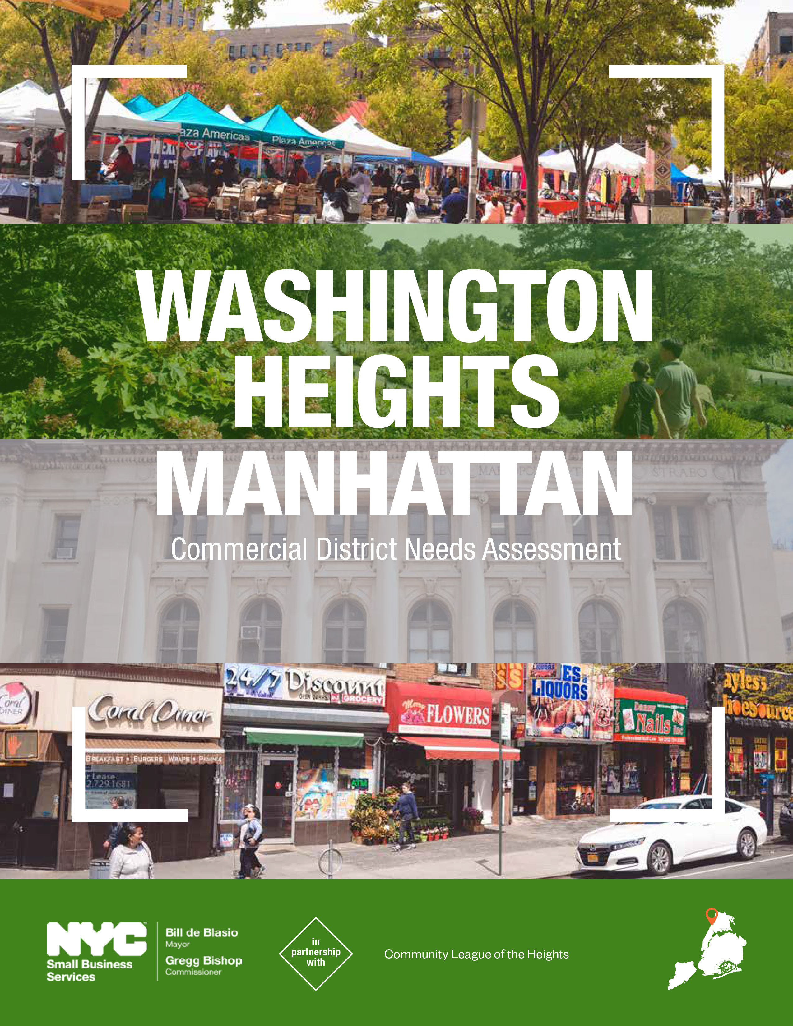 Washington Heights Commercial District Needs Assessment