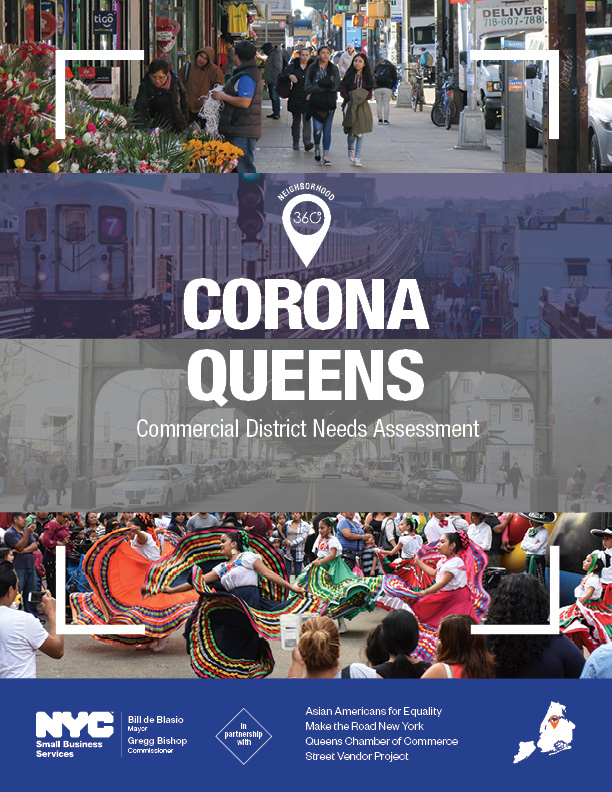 Corona Commercial District Needs Assessment