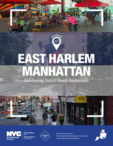 East Harlem Commercial District Needs Assessment