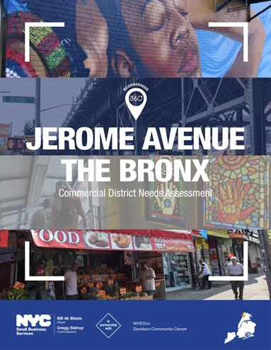 Jerome Avenue Commercial District Needs Assessment