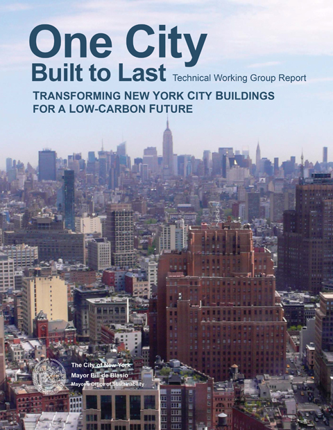 One City Built to Last Report Cover