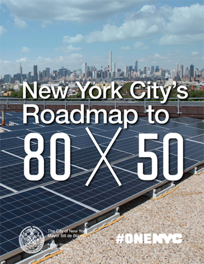 New York City's Roadmap to 80 x 50