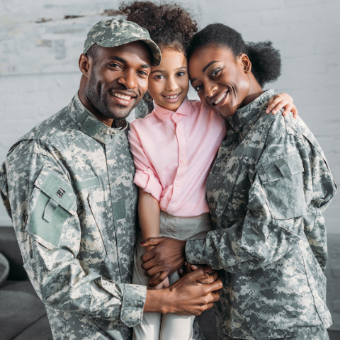 Visit the Military Families and Caregivers page