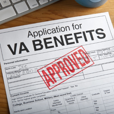 Visit the File a VA Claim page