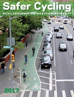 Download the Safer Cycling: Bicycle Ridership and Safety in New York City report