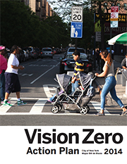 Download the Vision Zero Action Plan