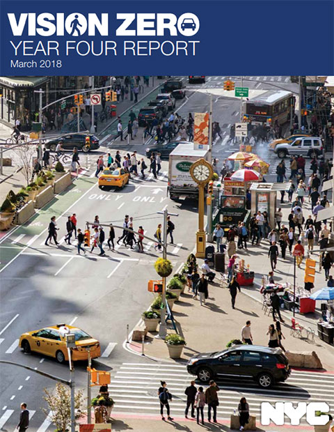 Download the Vision Zero Year Four Report