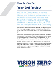 Download the Vision Zero 2015 Year End Review