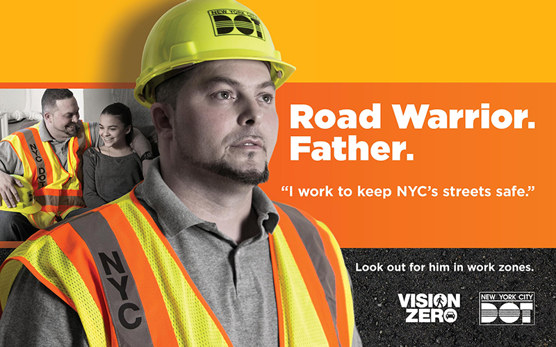 Visit YouTube to watch the Work Zone Heroes video
