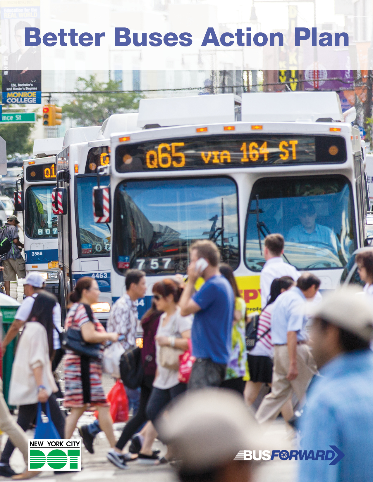 Better Buses Action Plan