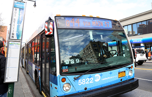 Bus Rapid Transit - Flushing To Jamaica on