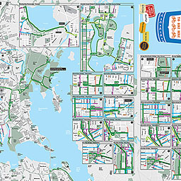 Nyc Dot Bicycle Maps
