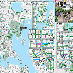 Bike Map Nyc NYC DOT   Bicycle Maps