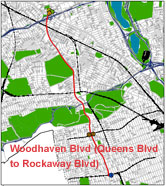 Nyc Subway Map Fron Flatbush No2 Train To Queens Jamaica Vanwick Stn.Nyc Dot Citywide Congested Corridors Study